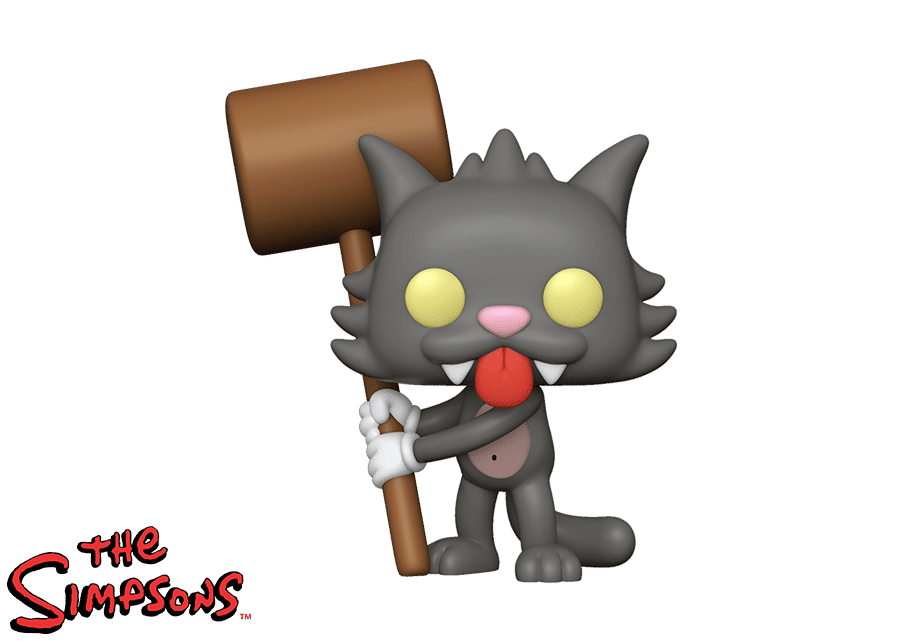 Funko Pop! The Simpsons: Scratchy