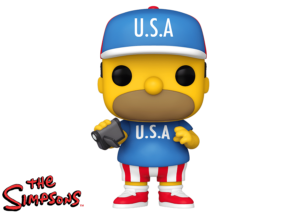 Funko Pop! The Simpsons: Homer USA