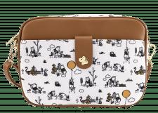 Loungefly: Winnie the Pooh Canvas Crossbody
