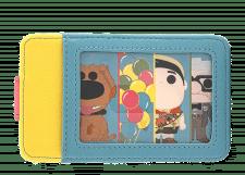 Loungefly: Pop! Pixar 25th Anniversary Up Card Holder