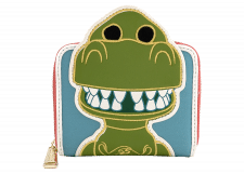 Loungefly: Pop! Pixar 25th Anniversary Rex Card Holder