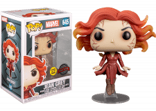 Funko Pop! X-Men Jean Grey Glow in the Dark