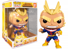 Funko Pop! My Hero Academia: 10 Inch All Might #821