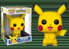 Funko Pop! Pokémon: 10 inch Pikachu #353