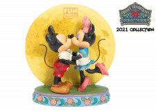 "Disney Traditions: Mickey and Minnie ""Magic and Moonlight"""