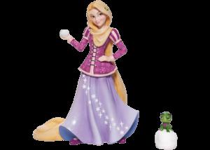 Disney Showcase: Holiday Rapunzel Figurine