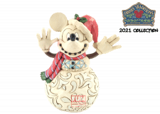 Disney Traditions: Mickey Mouse Snowman