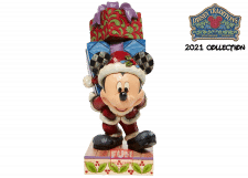 Disney Traditions: Mickey Carrying Gifts Behind His Back