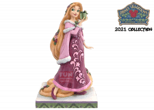 Disney Traditions: Christmas Rapunzel Figurine