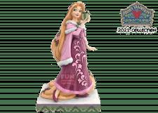 Disney Traditions: Christmas Rapunzel Figurine