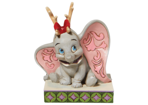 Disney Traditions: Dumbo as a Reindeer