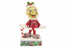Disney Traditions: Christmas Jiminy Cricket Figurine