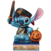 Disney Traditions: Stitch as a Pirate Figurine
