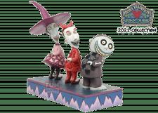 Disney Traditions: Lock, Shock and Barrel Figurine