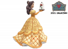 Disney Traditions: Belle Deluxe Statement Figurine