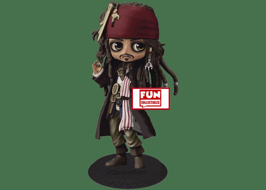 Q-Posket: Jack Sparrow (A)