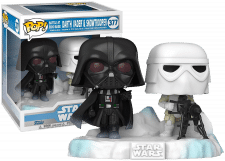 Funko Pop! Star Wars: Darth Vander and Snowtrooper #377