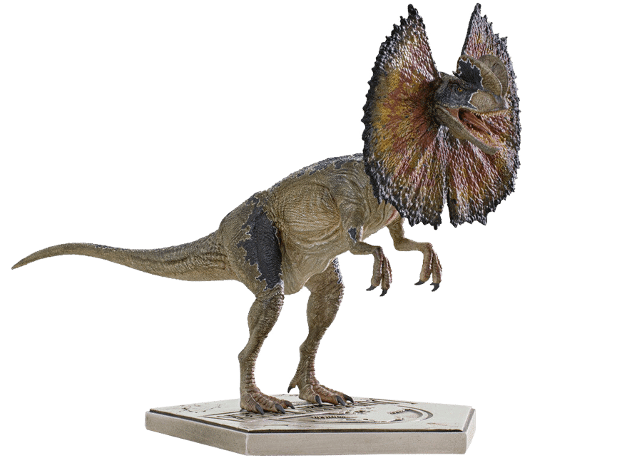 Iron Studios: Jurassic Park: Dilophosaurus