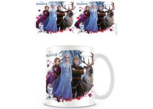 Frozen 2: Mug - Group