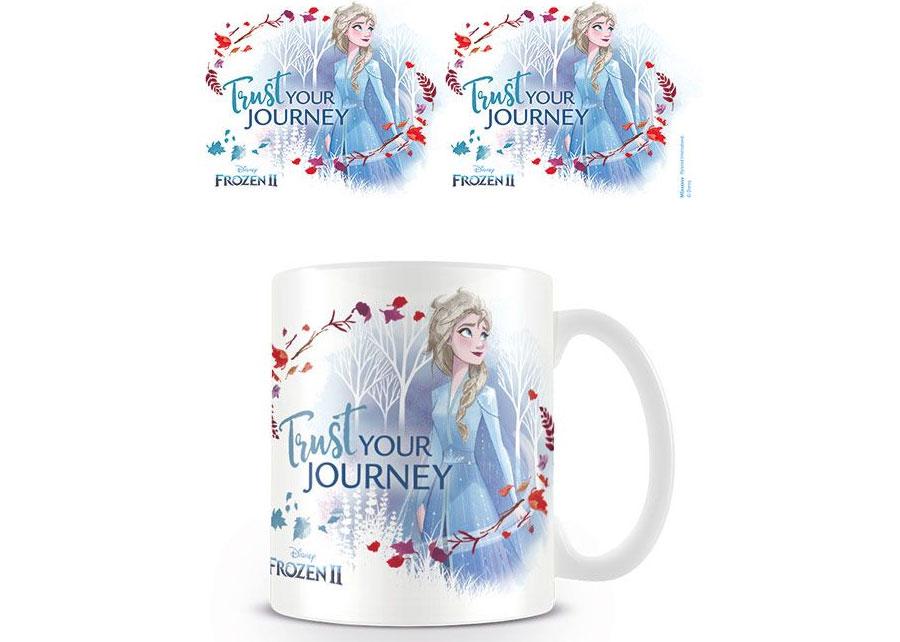 Frozen 2: Mug - Elsa Trust Your Journey