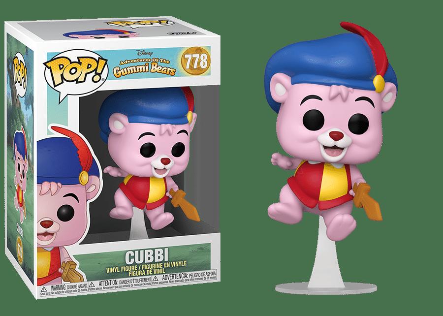 Funko Pop! Gummi Bears: Cubbi #778