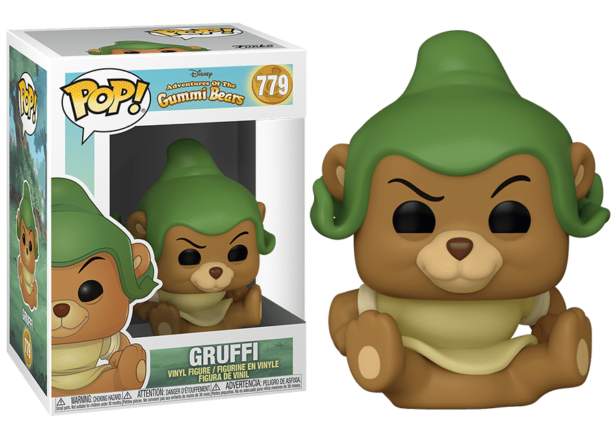 Funko Pop! Gummi Bears: Gruffi #779