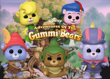 Funko Pop! Gummi Bears: Set of 5 Pop!