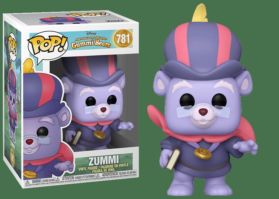 Funko Pop! Gummi Bears: Zummi #781