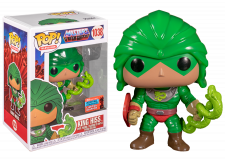 Funko Pop! MOTU: King Hiss (Fall Convention) #1038