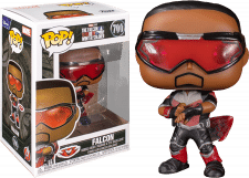 Funko Pop! Falcon and the Winter Soldier: Falcon #700