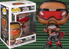 Funko Pop! Falcon and the Winter Soldier: Falcon #700