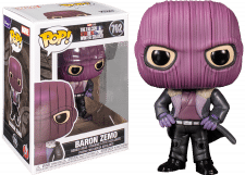 Funko Pop! Falcon and the Winter Soldier: Baron Zemo #702