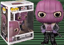 Funko Pop! Falcon and the Winter Soldier: Baron Zemo #702