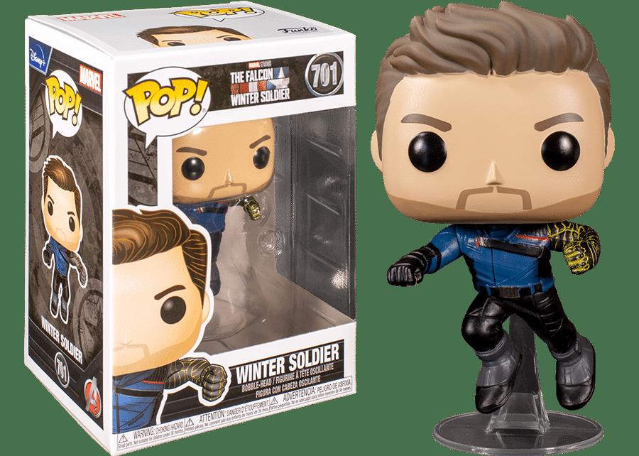 Funko Pop! Falcon and the Winter Soldier: Winter Soldier #701