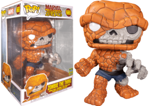 Funko Pop! 10 Inch Marvel Zombies: The Thing #665