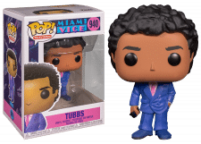 Funko Pop! Miami Vice: Rico Tubbs #940