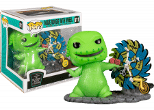 Funko Pop! NBC: Oogie Boogie with Spinwheel (GITD) #811