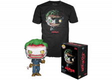 Funko Pop! & Tee DC Comics: Death of the Family Joker #273