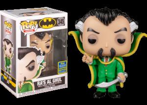 Funko Pop! DC Comics: Ra's Al Ghul #345
