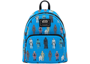Loungefly: Star Wars Action Figures Mini Backpack