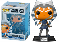 Funko Pop! Star Wars Clone Wars: Ahsoka #409