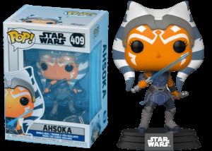 Funko Pop! Star Wars Clone Wars: Ahsoka #409