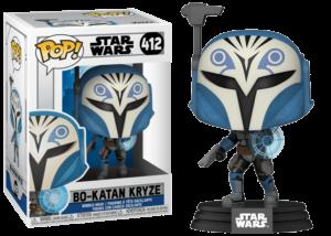 Funko Pop! Star Wars Clone Wars: Bo-Katan Kryze #412
