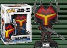 Funko Pop! Star Wars Clone Wars: Gar Saxon #411