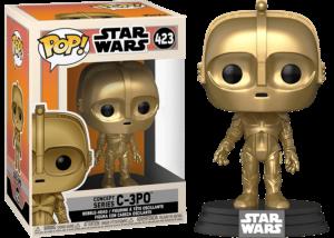 Funko Pop! Star Wars: Concept C-3PO #423