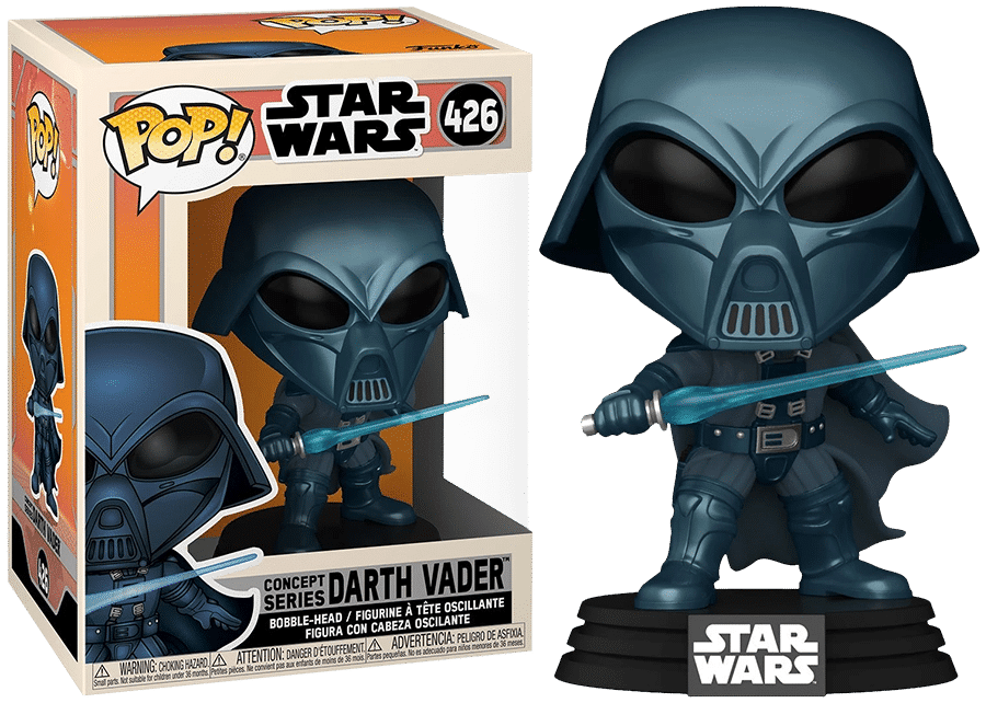 Funko Pop! Star Wars: Concept Darth Vader #426
