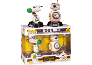 Funko Pop! Star Wars: D-O and BB-8 2-Pack