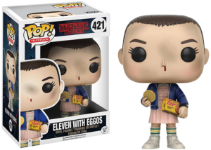 Funko Pop! Stranger Things: Eleven with Eggos #421