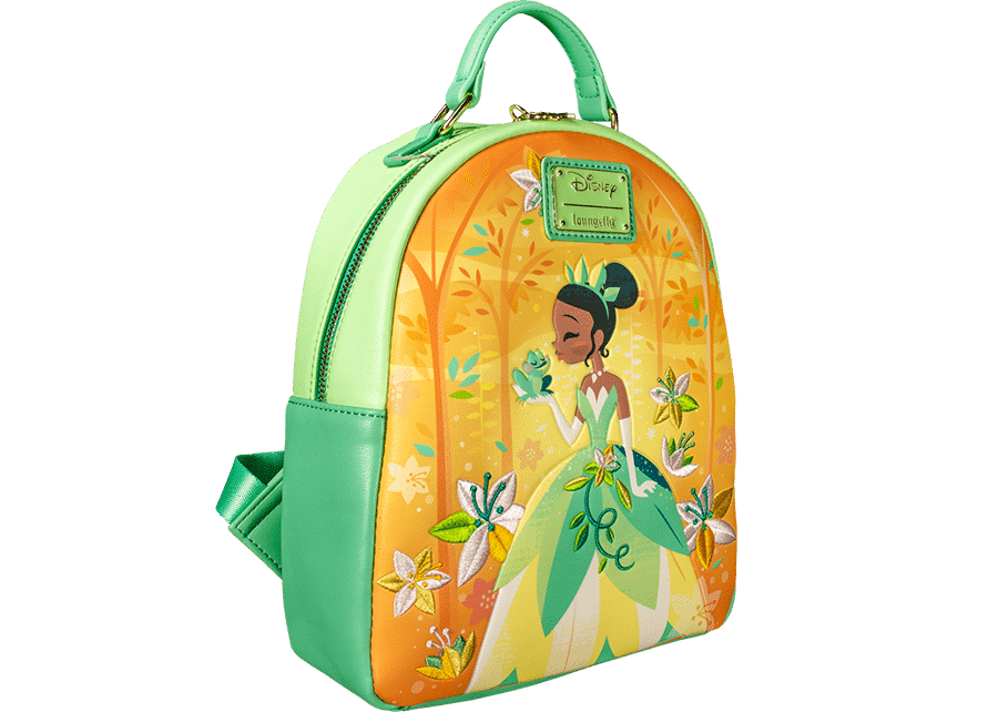 Loungefly: Princess and the Frog Tiana Mini Backpack