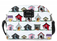 Loungefly: Disney Dog Houses Crossbody Bag
